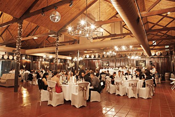 Stonyfell Winery Weddings